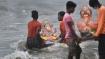 Mumbai Ganpati visarjan: Over 66,000 idols immersed on 5th day of the festival