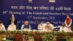 FM chairs 45th GST Council meeting; proposal to bring diesel,petrol under tax regime likely