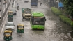 Heavy rains in Delhi leave part of airport, several areas of city waterlogged