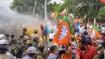 Jharkhand namaz room in assembly controversy: BJP workers burn effigies of CM Hemant Soren