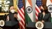 Full text of PM Modi's opening remarks during meeting with Kamala Harris
