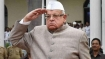 """Ex-governor Aziz Qureshi slapped with sedition charges for comparing Yogi's govt with """"demon"""""""