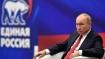 'Dozens' in Kremlin have COVID, says Putin