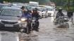 Heavy rains lash Delhi, several roads waterlogged