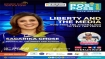 Sagarika Ghose to talk on Liberty and Media