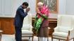 Telangana Chief Minister K Chandrashekhar Rao meets Narendra Modi, requests fund for textile park