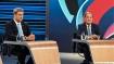 Candidates spar in final TV debate