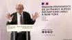 France seeks EU allies amid submarine dispute