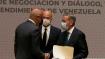 Venezuela government, opposition return to talks