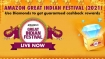 Amazon Great Indian Festival 2021: Use 'diamonds' to get cashback offer on your orders, here is how