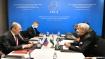 Jaishankar meets Russian counterpart; discusses Afghanistan