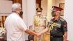 Gen Naravane meets Sri Lankan top civilian and military leadership, discusses steps to boost defence ties