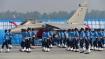 Air Force Day: PM Modi greets air warriors