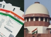 Can Aadhaar Be Made Mandatory? — Supreme Court To Say Soon