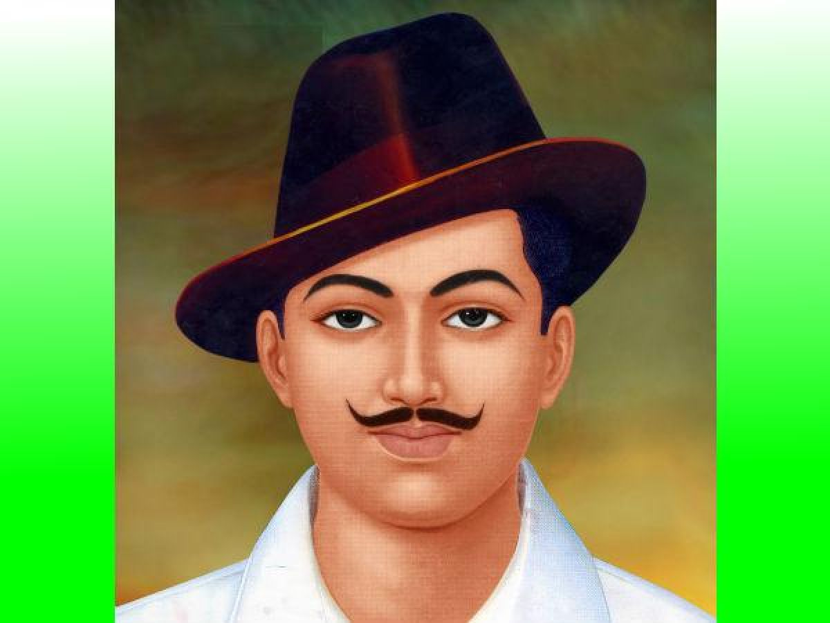 Bhagat Singh S Birth Anniversary Why Real Heroes Moving Into Oblivion Oneindia News