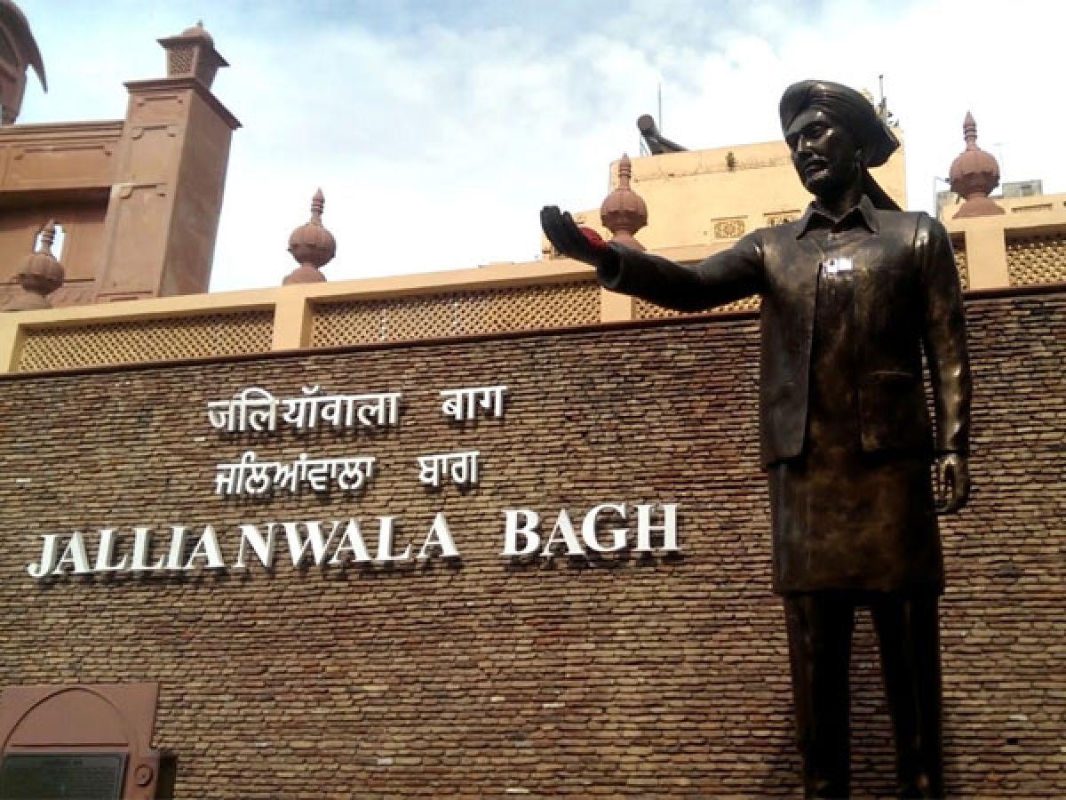 PM Modi Mark the 102 Years of Jallianwala Bagh Massacre by Dedicating Renovated Complex of Jallianwala Bagh Smarak