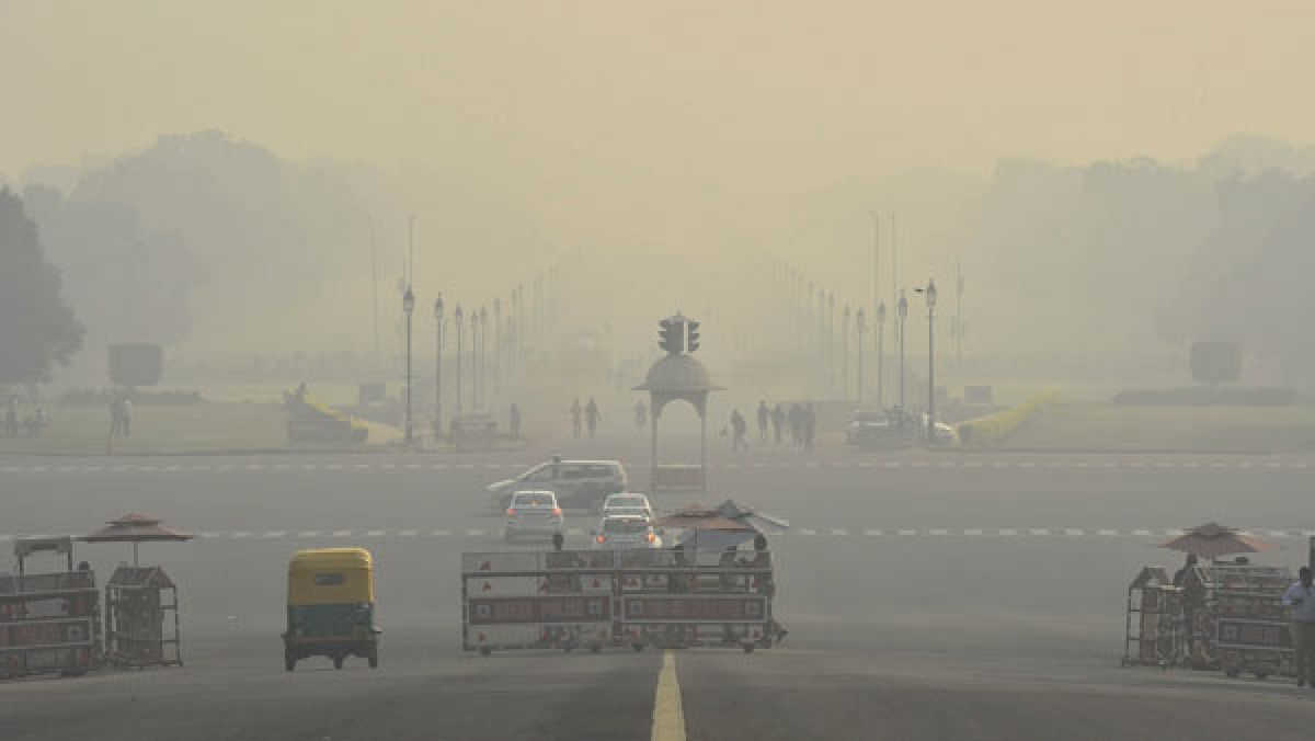 Delhi records minimum temperature at 8.8 degrees Celsius, says IMD