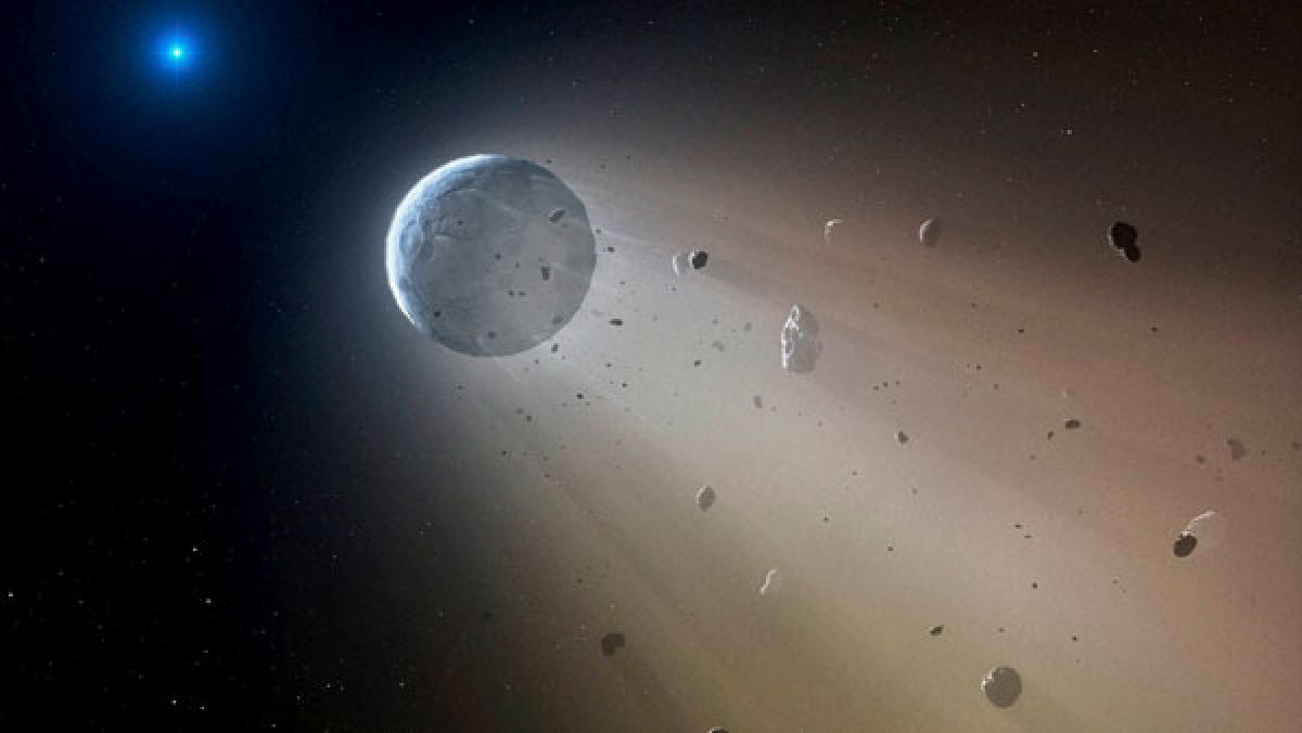 NASA warns as huge asteroid to move past Earth today