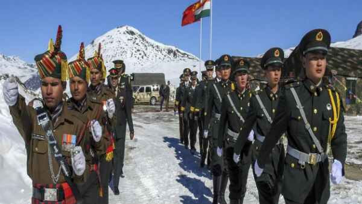[Oneindia]India strengthens military presence in all strategic points in Pangong lake area: Report