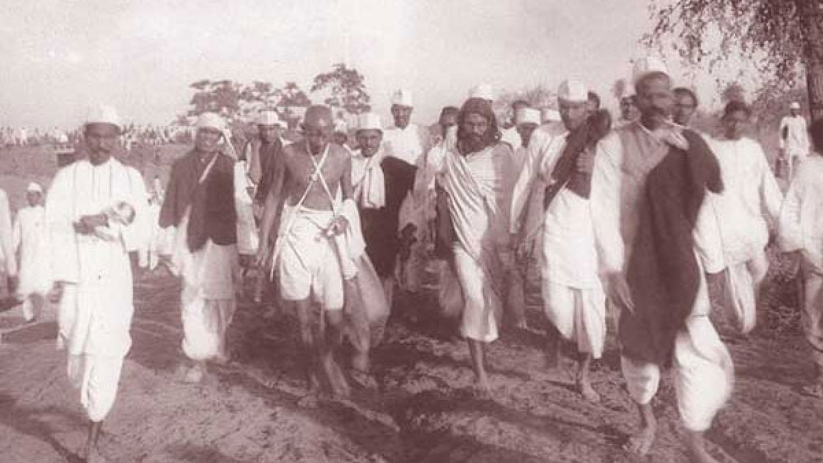 Quit India Movement: Who gave the slogan 'Do or Die' - Oneindia News