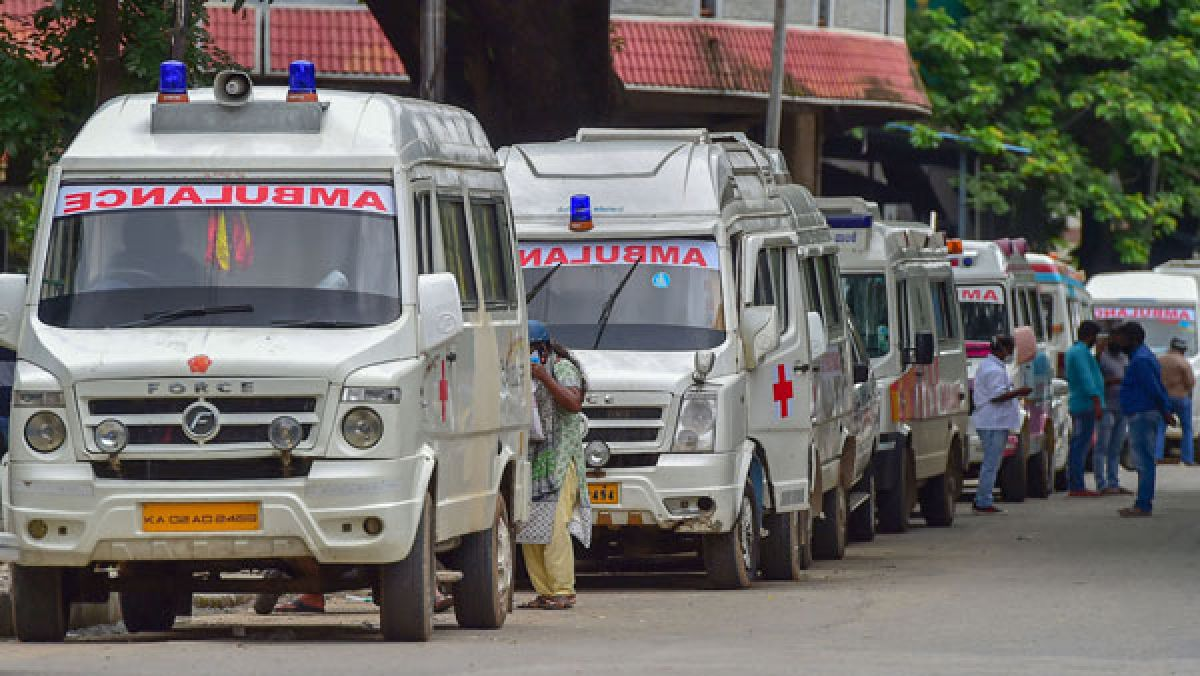 Ambulance Rate fixed in Pathankot