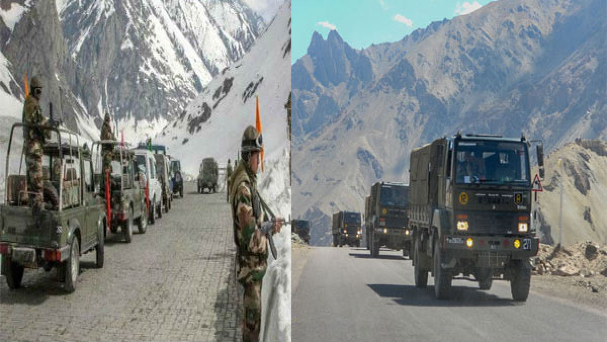 India demands a simultaneous withdrawal at friction points along LAC