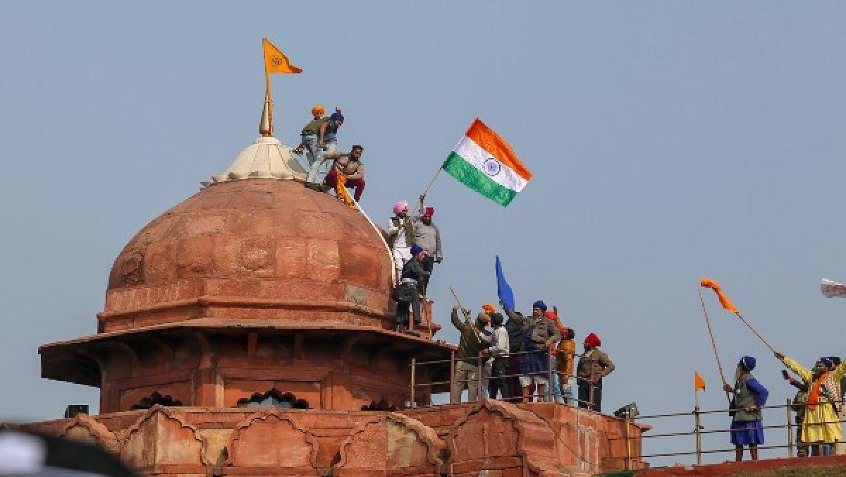 R-Day violence accused Lakha Sidhana holds rally in Punjab's Bhatinda -  Oneindia News