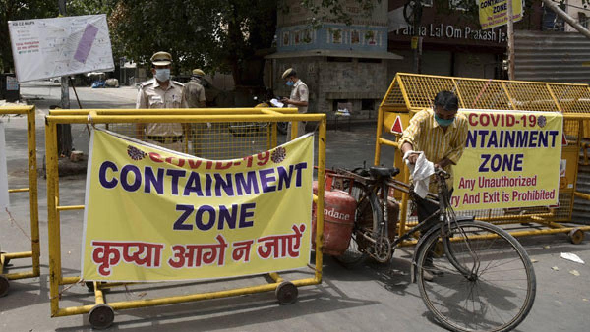 ichlakaranji two placer containment zone