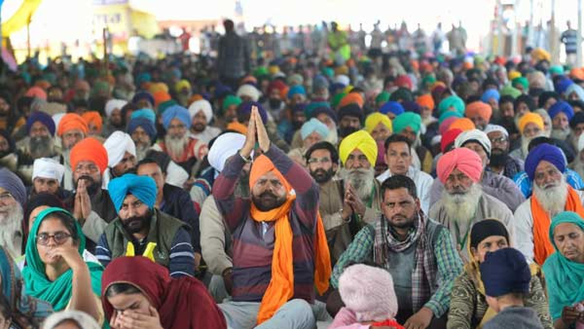 'Getting stronger': Kisan union welcomes international support for farmers' protest