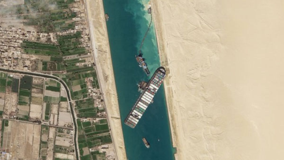 With ship now freed, investigation into Suez Canal blockage begins