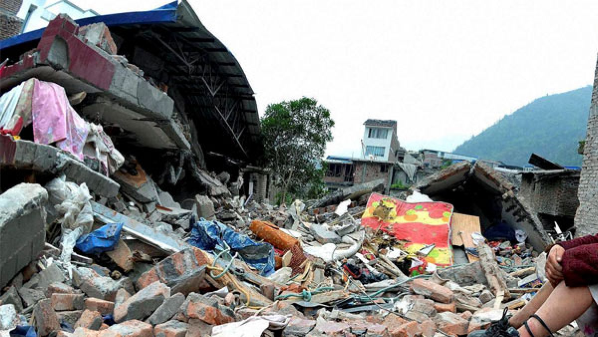 Two regions of China hit by powerful earthquakes: 2 dead - Oneindia News