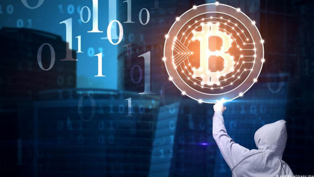 Why do hackers rely on Bitcoin?