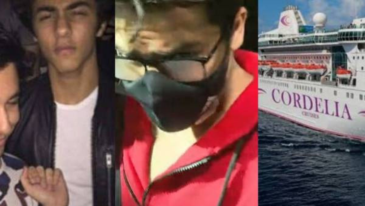 Shah Rukh Khan's son Aryan arrested in Mumbai cruise drugs case - Oneindia  News
