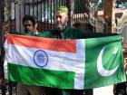 Pakistan fan turns India supporter