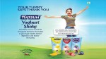 The Best Treat For You This Summer - Hatsun Yoghurt Shakes