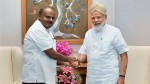 K'taka CM meets PM Modi; seeks central assistance to tackle drought