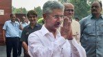 External Affairs Minister S Jaishankar files nomination for Rajya Sabha