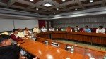 Will work 'untiringly for national progress', tweets Modi after BJP parliamentary party meet