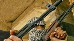 Gun wielding youth's image goes viral in J&K, terror link suspected