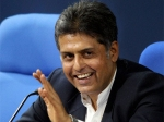 Manish Tewari frontrunner for Congress party leader in Lok Sabha