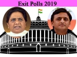 SP-BSP-RLD to sweep polls in UP with 56 seats, predicts ABP Exit Poll