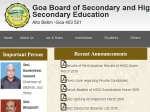 Goa SSC result 2019 to be declared tomorrow at this time
