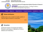 JIPMER Admit card 2019 released, download before this date