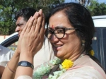 In Mandya, Sumalatha wins by over 90,000 votes against Nikhil Kumaraswamy