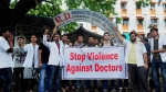 LS member of BJP raises concern over rising attacks on doctors