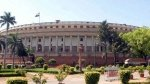 Unidentified man tried to trespass Parliament, caught by security