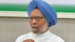 Manmohan Singh meets Congress CMs, discuses issues to be taken up at Niti Aayog