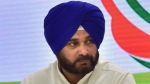 Sidhu's resignation accepted, forwarded to Punjab Governor