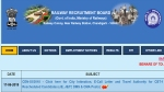 RRB NTPC Admit Card 2019 tentative date: 1,70,000 vacancies to be filled up