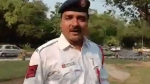 Delhi cop raps 'Tera Time Aayega' version to promote road safety